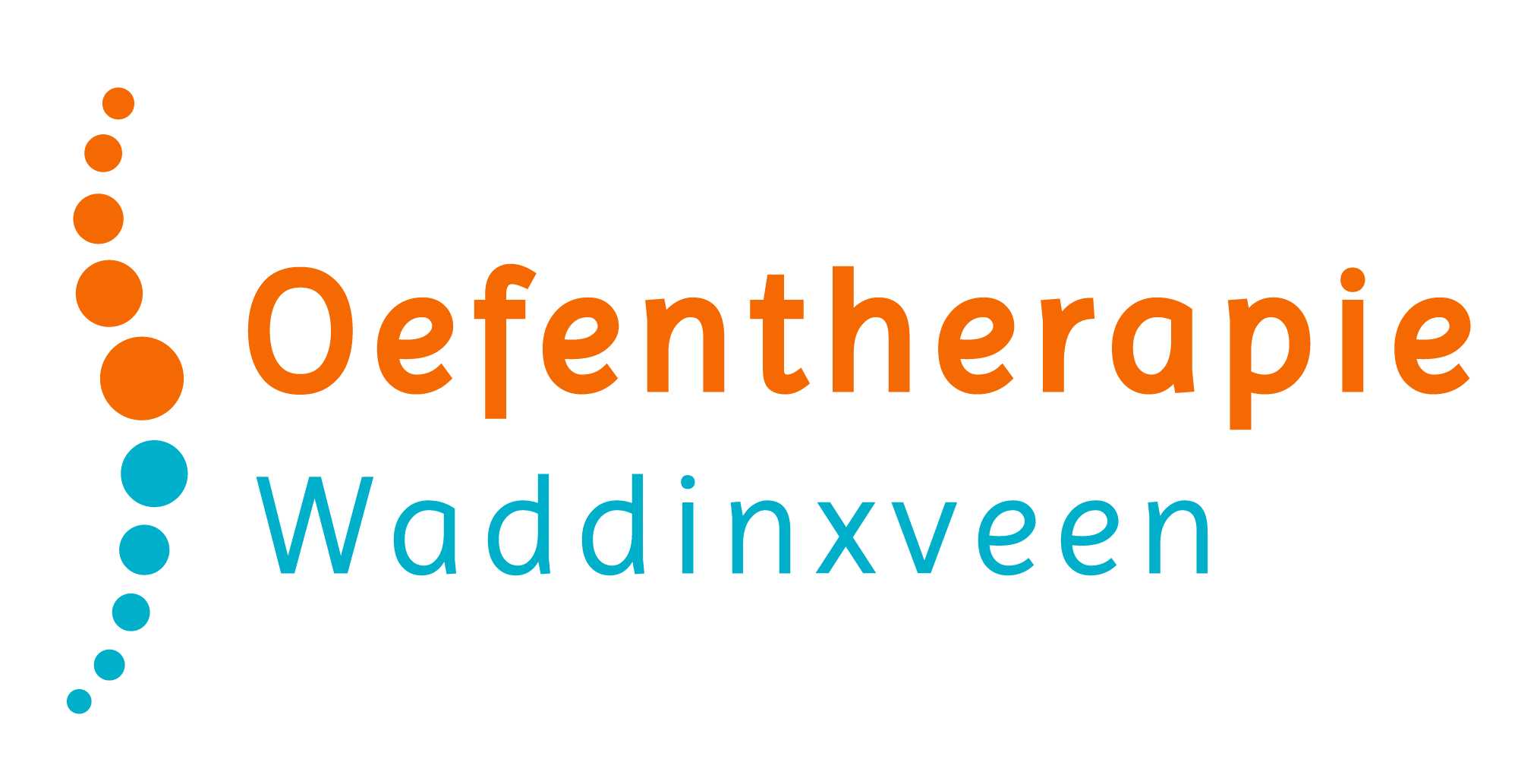 logo oefentherapie waddinxveen
